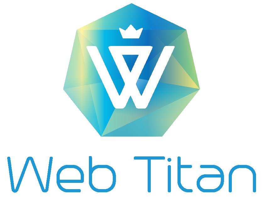 Webtitan.bg Лого