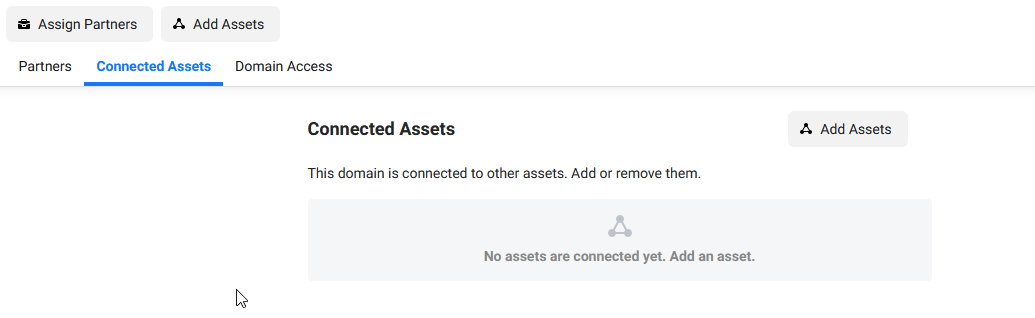 Add a Connected Asset